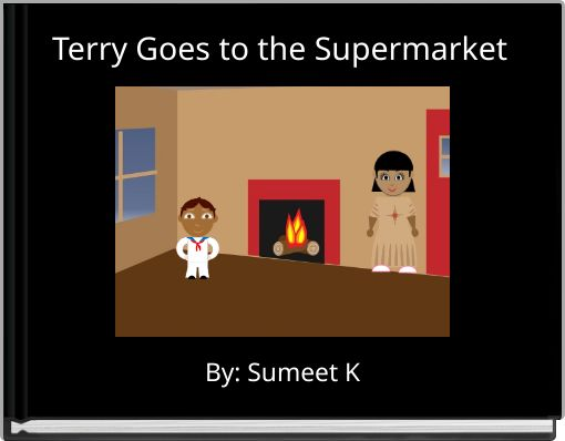 Terry Goes to the Supermarket