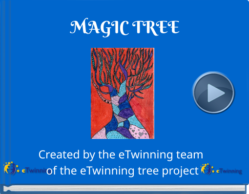 Book titled 'MAGIC  TREE'
