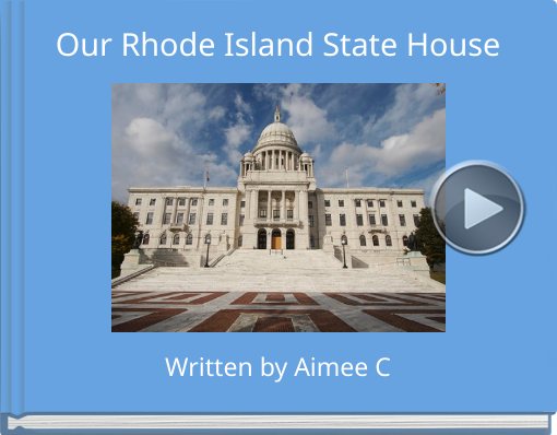 Book titled 'Our Rhode Island State House'