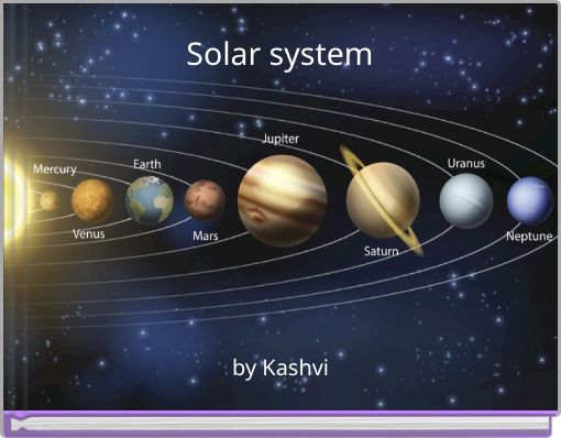 story about the solar system - photo #24