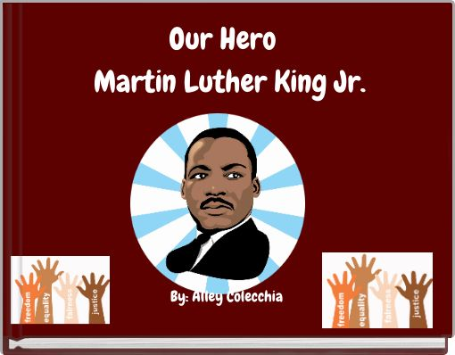 Book report about martin luther king jr