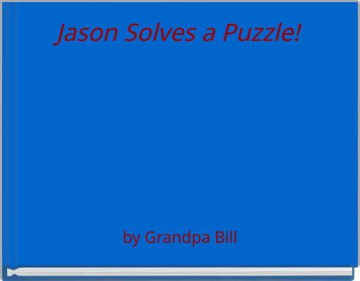 Jason solves a puzzle!