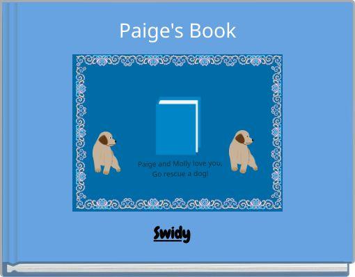 Paige's  Book
