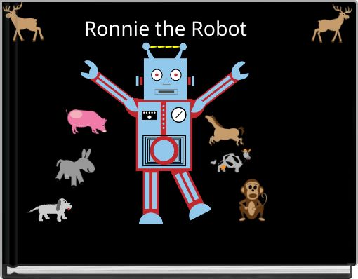 Ronnie the Robot