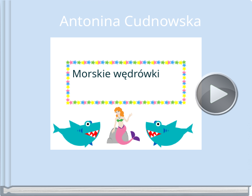 Book titled 'Antonina Cudnowska'