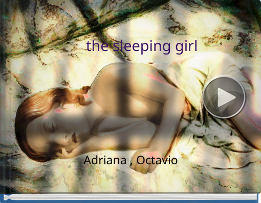 Book titled 'the sleeping girl'