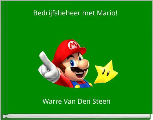 Bedrijfsbeheer met Mario!