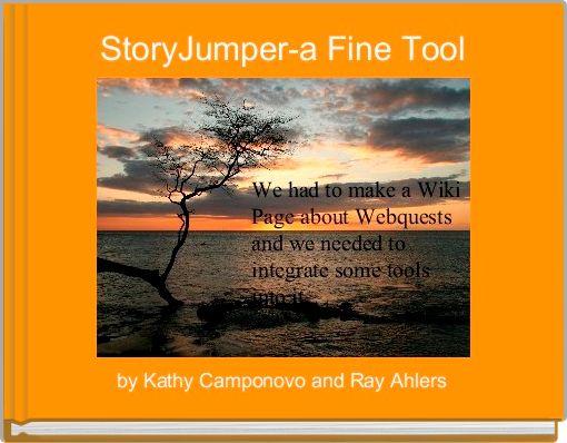 StoryJumper-a Fine Tool