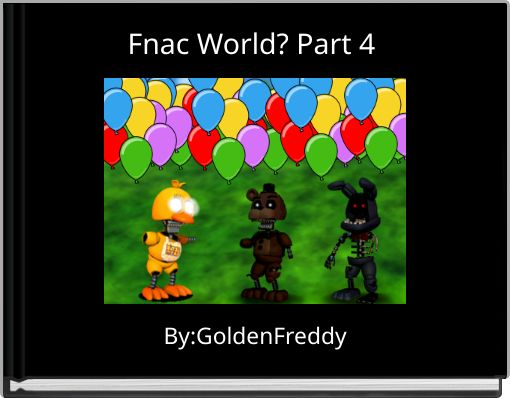 Fnac World? Part 4