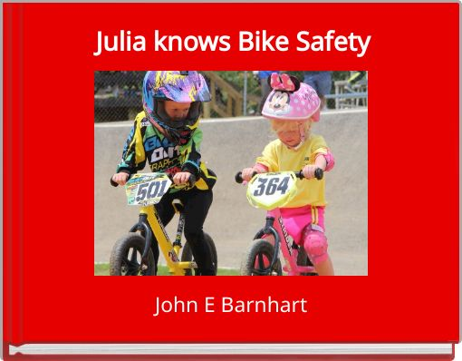 Julia knows Bike Safety