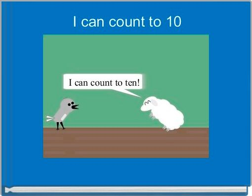 I can count to 10