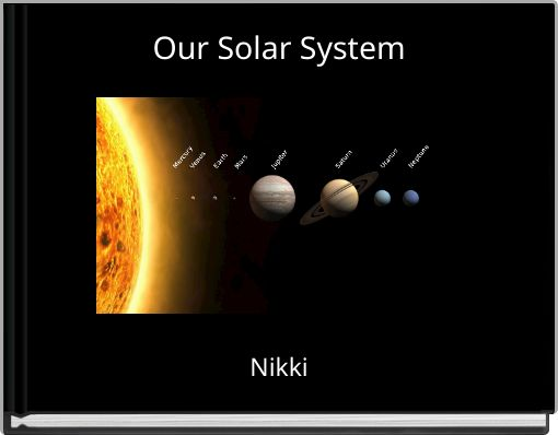 story about the solar system - photo #30