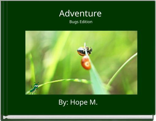 Adventure    Bugs Edition