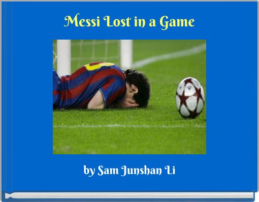 Messi Lost in a Game