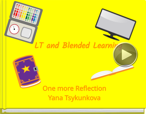 Book titled 'LT and Blended Learning'