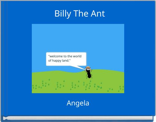 Billy The Ant