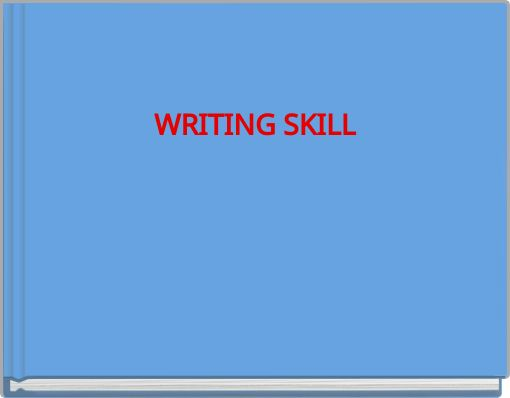 book writing skill There are four different types of writing styles: expository, descriptive, persuasive and narrative learn the definitions of each and the key differences.