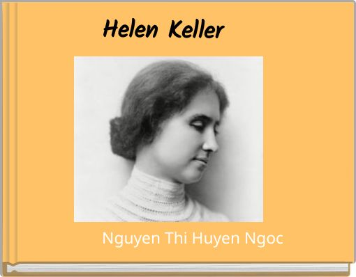 helen keller book report The story of my life by helen keller editor's preface this book is in three parts the first two, miss keller's story and the extracts from her letters, form a complete account of her life as far as she can give it.