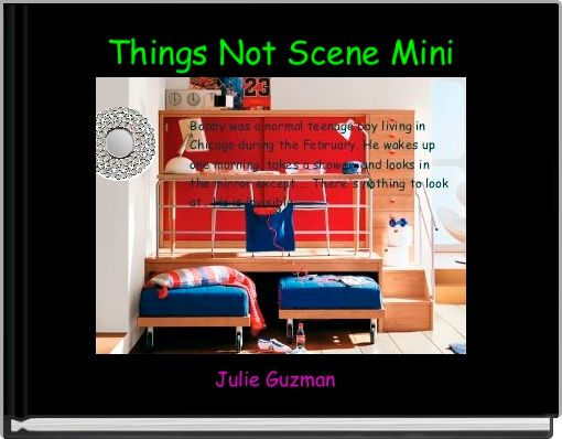 Things Not Scene Mini