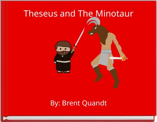 thesis and the minotaur story An athenian storyteller and his dog take shelter in the labyrinth of knossos there he recounts the story of the minotaur confined to the maze by king minos ten centuries earlier.