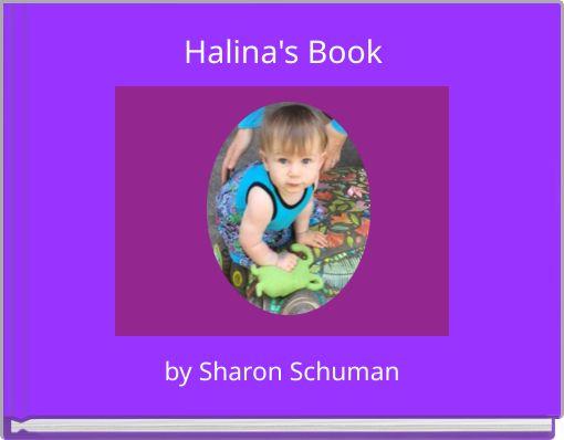 Halina's Book