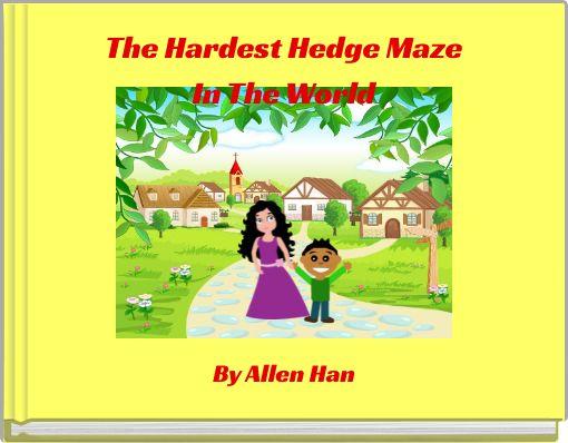 The Hardest Hedge MazeIn The World