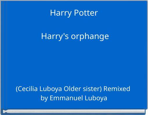 Harry Potter Harry's orphange