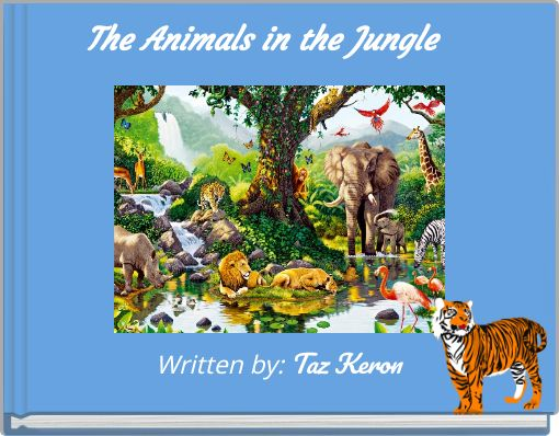 The Animals in the Jungle