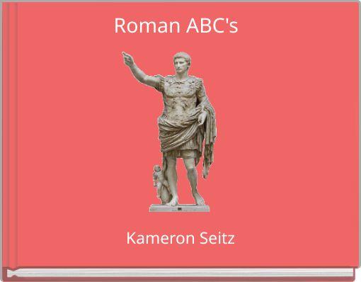 Roman ABC's