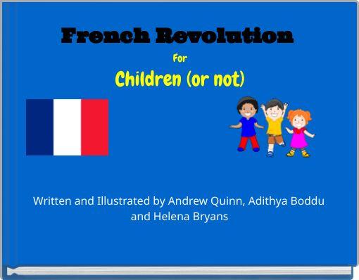 French Revolution ForChildren (or not)