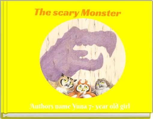 The scary Monster