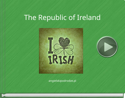 Book titled 'The Republic of Ireland'