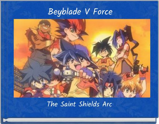 Beyblade V Force