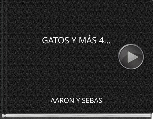 Book titled 'GATOS Y MAS 4...'