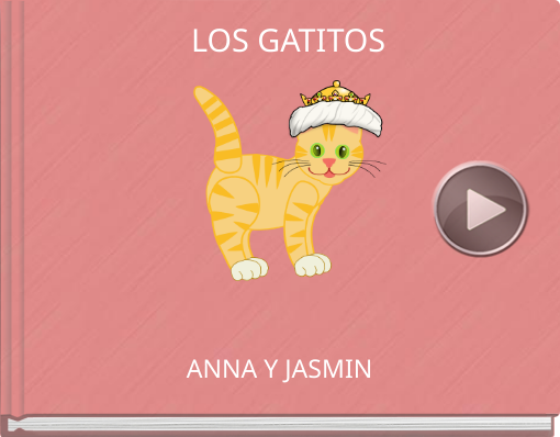 Book titled 'LOS GATITOS'
