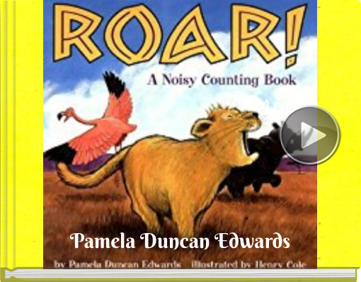 Book titled 'ROAR!'