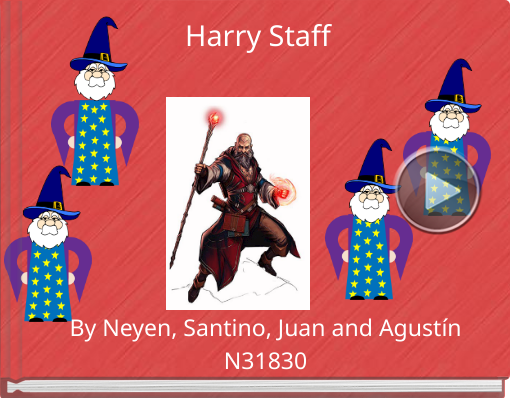 Book titled 'Harry Staff'