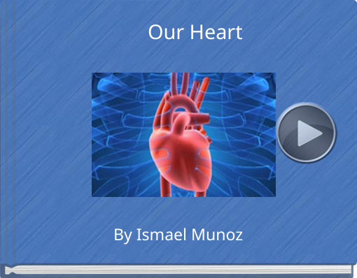 Book titled 'Our Heart'