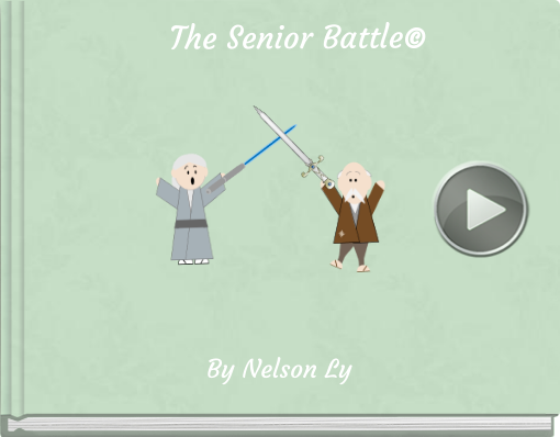 Book titled 'The Senior Battle©'