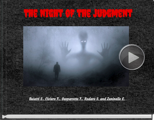 Book titled 'The night of the judgment'