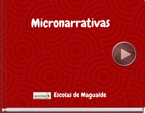 Book titled 'Micronarrativas'
