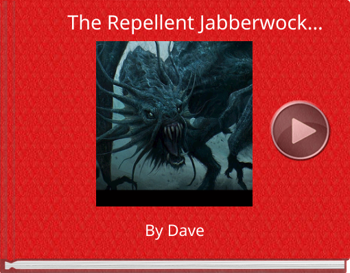 Book titled 'The Repellent Jabberwock...'