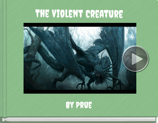 Book titled 'The Violent Creature'