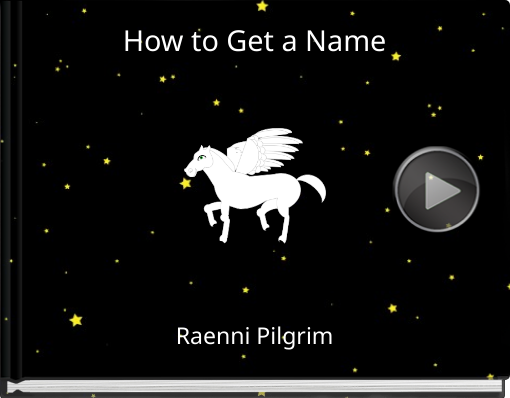 Book titled 'How to Get a Name'
