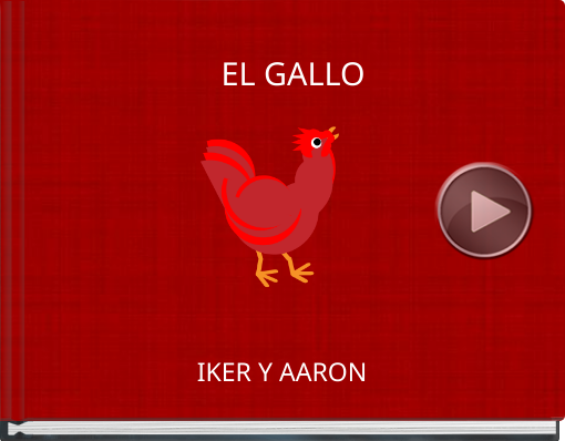 Book titled 'EL GALLO'