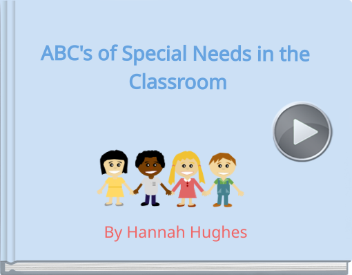 Book titled 'ABC's of Special Needs in the Classroom'