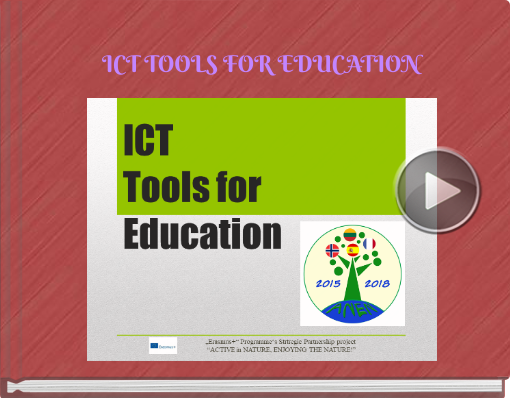 Book titled 'ICT TOOLS FOR EDUCATION'