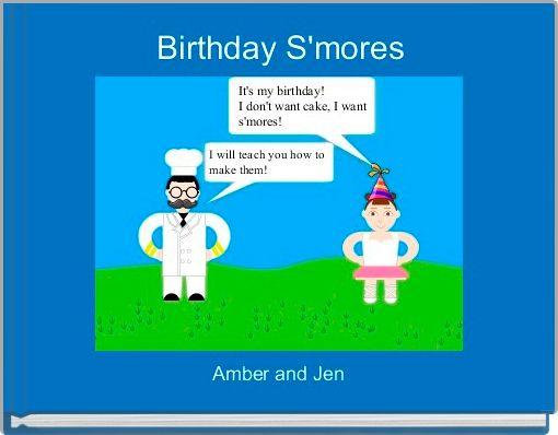 Birthday S'mores