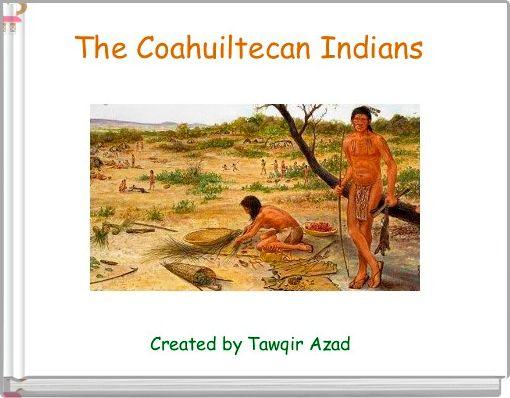 The Coahuiltecan Indians