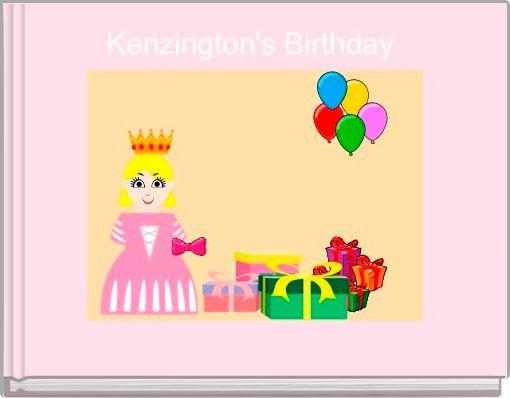 Kenzington's Birthday